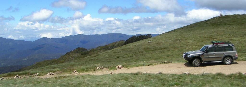 Mount Stirling, The Victorian High Country